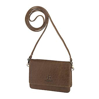 Dr Amsterdam shoulder bag Icon Taupe