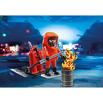 Playmobil 5367 Specialists FIREFIGHTING