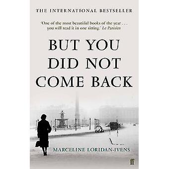 ولكن أنت لم يعودوا مارسيلين لوريدانيفينس & ساندرا سميث