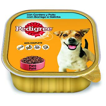 Pedigree Tarrina Lamb / Chicken (Dogs , Dog Food , Wet Food)