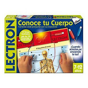 Diset Lectron Know Your Body (Toys , Educative And Creative , Science And Nature)