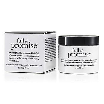 Philosophy Full Of Promise Dual-Action Restoring Cream For Volume & Lift - 60ml/2oz