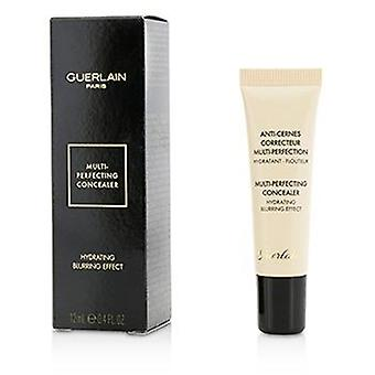 Guerlain Multi Perfecting Concealer (Hydrating Blurring Effect) - # 06 Very Deep Cool - 12ml/0.4oz
