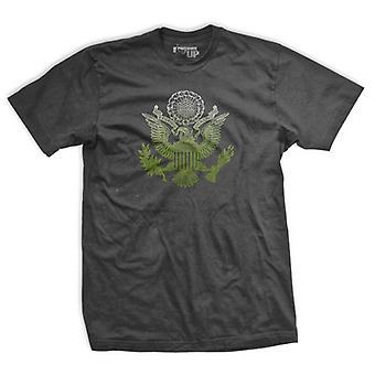 Ranger Up The Balance T-Shirt - Gray