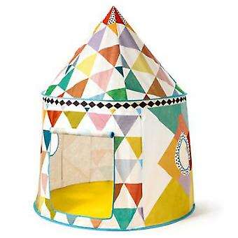 Djeco Multicolor cabin (Garden , Games , Houses)