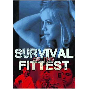 Survival of the Fittest [DVD] USA importerer
