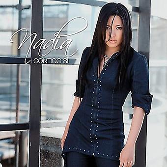 Nadia - Contigo Si [CD] USA importar