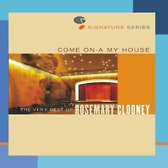 Rosemary Clooney - Come on a My House: Very Best of Rosemary Clooney [CD] USA import
