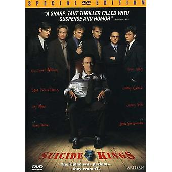 Suicide Kings [DVD] USA import