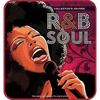Forskellige kunstner - R&B sjæl [CD] USA importerer