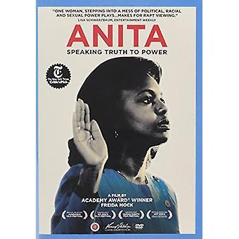 Anita: Decir la verdad a la importación de los E.e.u.u. de energía [DVD]