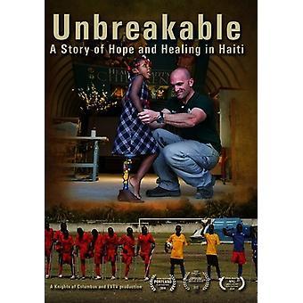 Unbreakable: Historien om håb & Healing i Haiti [DVD] USA importerer