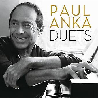 Paul Anka - duetten [CD] USA import