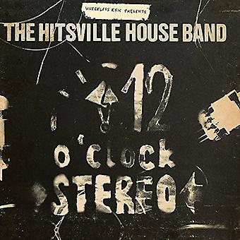 Aalborg Eric præsenterer den planlagte House Band - 12 O'Clock Stereo [CD] USA importerer