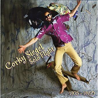 Korkagtig Siegel - 1975-80-Solo flyvning [CD] USA importerer