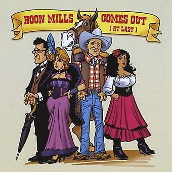 Boon Mills - Boon Mills Comes Out (at Last) [CD] USA import