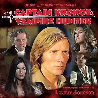 Laurie Johnson - kaptajn Kronos: Vampire Hunter - O.S.T. [CD] USA importerer