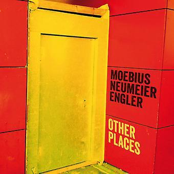 Moebius/Neumeier/Engler - andre steder [CD] USA import