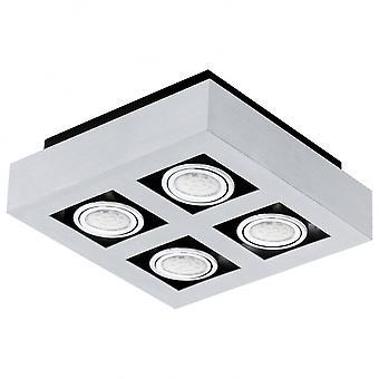 Eglo LOKE Box Spot Ceiling Light
