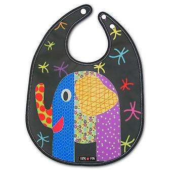 Tris & Ton Bibs Elephants (Home , Babies and Children , Eat , Kitchenware)