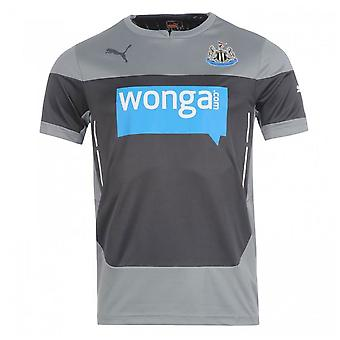 PUMA newcastle training adult football shirt 2014/15 [grey]