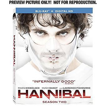 Hannibal - Hannibal Season 2 [BLU-RAY] USA import