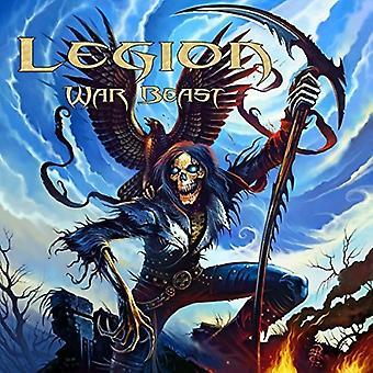 Legion - War Beast [CD] USA import