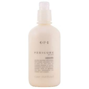 Opi Pedicure Smooth 1000 Ml (Cosmetics , Body  , Facial , Moisturizers)