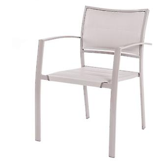Ldk Stacking Chair Thalia Gray 68X59X86 Cm (Garden , Furniture and accessories , Chairs)