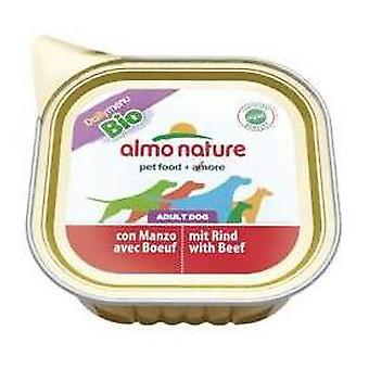 Almo nature Daily Menu Bio Vacono (Dogs , Dog Food , Wet Food)