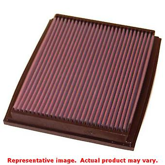 K&N Drop-In High-Flow Air Filter 33-2209 Fits:AUDI 2002 - 2005 A4 V6 3.0 2002 -