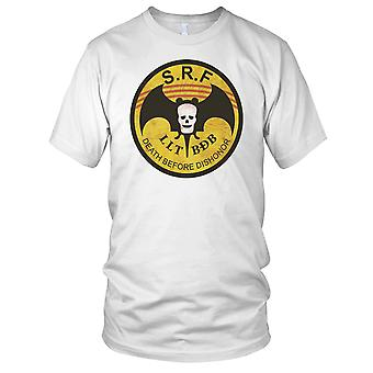 ARVN Special Forces SRF LLT BDB Grunge Ladies T Shirt