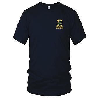 Amerikanske hær - 103rd kemiske bataljon broderede Patch - Kids T Shirt