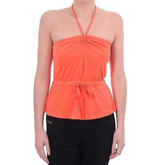 Juicy Couture Jgm0044 Terry Halter Top