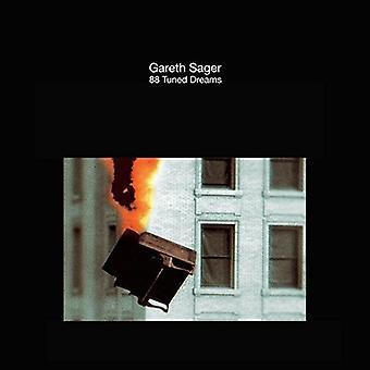 Gareth Sager - 88 tunet drømme [CD] USA importerer