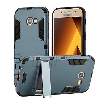 Samsung Galaxy A5 (2017) Armour cykelställ - blå