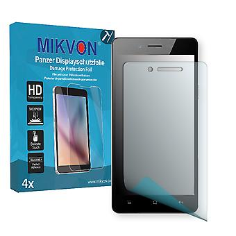 Oppo Mirror 5 Screen Protector - Mikvon Armor Screen Protector (Retail Package with accessories)