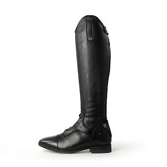 Brogini Womens/Ladies Leather Como Long Boots