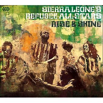 Sierra Leone's Refugee All Stars - Rise & Shine [CD] USA import