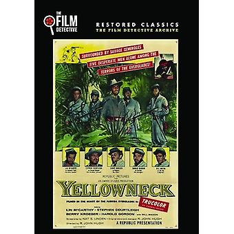 Yellowneck [DVD] USA import
