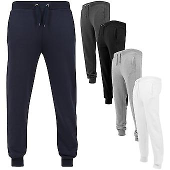 Urban classics - straight-fit training fitness sweatpants