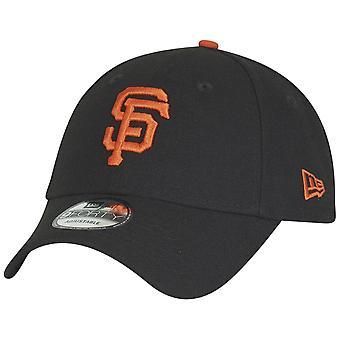 Cap - MLB liga San Francisco Giants de nova era preto 9Forty