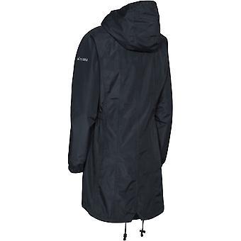 Trespass Womens/Ladies Daytrip Hooded Waterproof Walking Jacket Coat