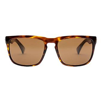 Electric California Knoxville Sunglasses - Gloss Tortoise Shell/Bronze