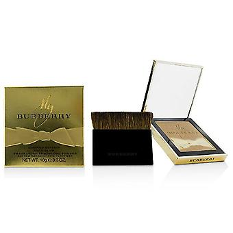 Burberry Gold Glow Fragranced Luminising Powder Limited Edition - # No. 02 Gold Shimmer - 10g/0.3oz