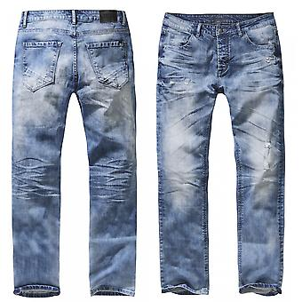 Brandit pants of will denim jeans