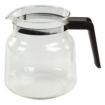 Fixapart glass jug 1.2 l Transparent/Brown Coffee Maker