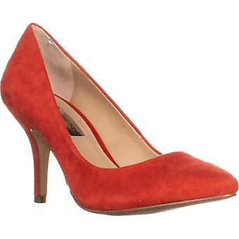 I35 Zitah Classic Pointed Toe Pump Heels, Spring Red, 5.5 UK