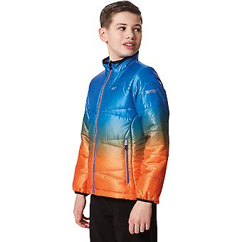 Regatta Boys & Girls Icebound IV Lightweight Water Repellent Jacket
