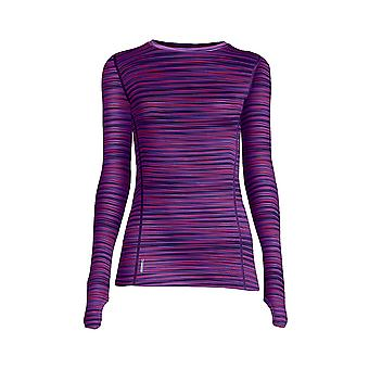 a38345b9 Duofold by Champion Brushed Back Women's Crew (Prints) KCB3P